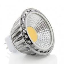spiral 5 watt mr16 cob led spotlight