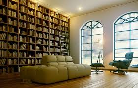 modern home library 17 functional modern home library designs for all book lovers