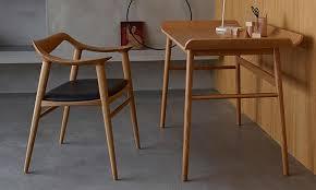 bureau petit petit bureau scandinave en bois alto