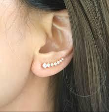 ear earrings miss mozart ear crawler earrings misschopin
