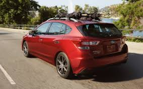 Subaru Wrx Roof Rack by 2018 Subaru Impreza Features Subaru