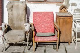 sedere rotto vecchio retro adagiarsi rotto d annata due mette il panno a sedere