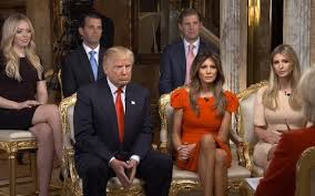 trumps behaving like a royal family says german foreign minister