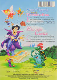 amazon enchanted tales tom thumb meets thumbelina enchanted