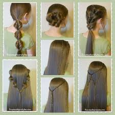 heatless hairstyles for thin hair 15 best boys hairstyles for girls images on pinterest hair dos