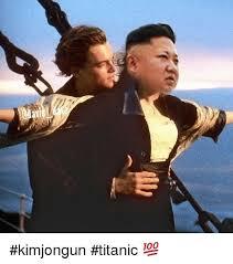 Titanic Funny Memes - kimjongun titanic funny meme on me me
