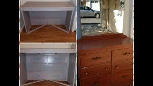 Convert Dresser To Changing Table Convert Dresser Into Vanity Or Desk