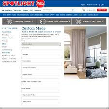 40 off indoor shutters at spotlight and free at home measure