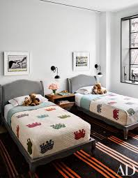 6 Stylish Manhattan One Bedrooms - boys bedroom twin beds kids rooms pinterest twin beds twins