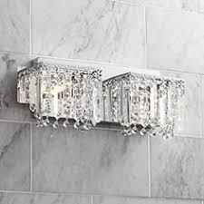 Possini Vanity Lighting 13 18 In Wide Bathroom Lighting Lamps Plus