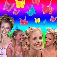 90s hair accessories 90s accessories gif by animation high def find