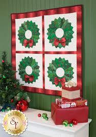 christmas wreath wall hanging pattern