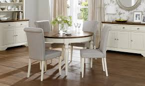 small round dining table shabby chic round dining table and 4 white round dining table and chairs