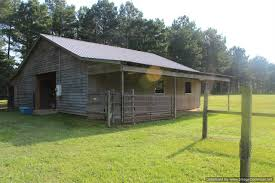 Barn House For Sale Madison County 10 Acres U0026 Home 134 Panther Cv Canton Ms 4