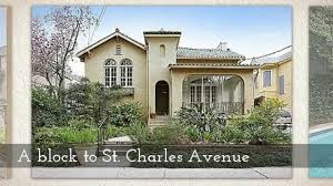 Spanish Colonial House by Spanish Colonial House For Sale New Orleans Youtube