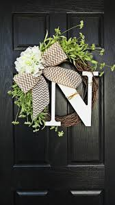 spring door wreaths 15 best spring wreaths a blissful nest how i hang wreaths on my