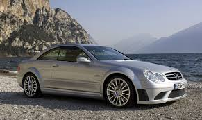 mercedes benz clk63 amg black series 2008 cartype