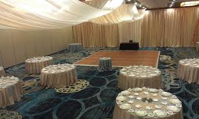 draping rentals ivory voile ceiling drape backdrop event decor and more