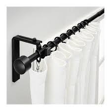 Black Curtain Best 25 Black Curtain Rods Ideas On Pinterest Curtain Ideas