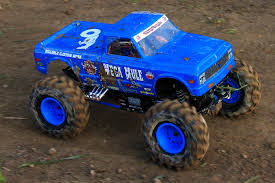 remote control bigfoot monster truck mega mule u2013 mega truck trigger king rc u2013 radio controlled