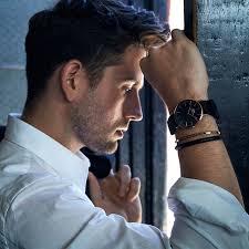 men love bracelet images Brand classic bangle cuff rose gold silver woman man pulseiras jpg