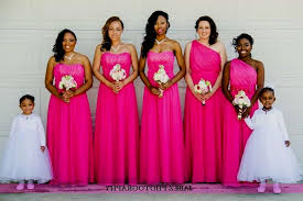 Pink And Black Bridesmaid Dresses Pink Lace Bridesmaid Dresses Naf Dresses