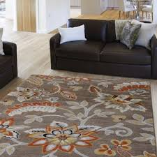 Living Room With Area Rug by Thin Pile Area Rugs You U0027ll Love Wayfair