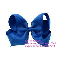 wholesale hairbows free shipping wholesale 100pcs school ribbon hair bows in