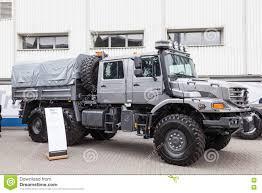 mercedes truck 2016 mercedes benz zetros 6x6 crew cab editorial photography image