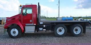 kenworth t300 1996 kenworth t300 flatbed truck item g5223 sold july 2