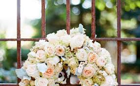 wedding wreaths 12 places to use wedding wreaths