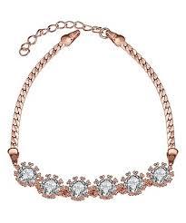 swarovski eye bracelet images Barzel gold evil eye bracelet with swarovski crystals zulily jpg