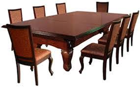 Dining Room Table Pool Table - dining room pool table combo and fuzz ball best indoor dining
