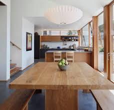 Kitchen Contemporary Cabinets Wooden Modern Kitchen Flower Vase Ornamental Plant Minimalist