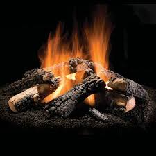 Firepit Logs Wilderness Charred Outdoor Gas Pit Logs 30