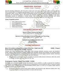 Examples Of Teaching Resumes by Teacher Resume Examples Resume Cv Cover Letter