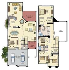 apartment garage plans cool family house plans decohome