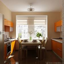 Small Modern Kitchen Design Ideas Pictures Of Modern Orange Kitchens Design Gallery