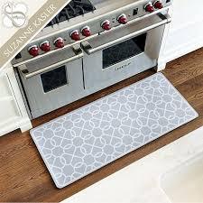 Ballard Designs Kitchen Rugs Suzanne Kasler Quatrefoil Comfort Mat By Ballard Designs Kitchen