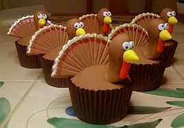 taking the cake thanksgiving cupcake decorating ideas 06 stylish