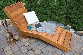 Chaise Lounge Plans Outdoor Chaise Lounge Buildsomething