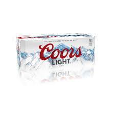 coors light 18 pack coors light can 440ml 18 pack
