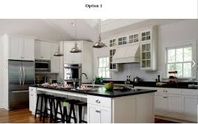 next kitchen furniture windows next to stove cook top countertops ceiling sink