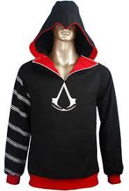 Assassins Creed Kid Halloween Costume Assassin U0027s Creed Ezio Auditore Hoodie Jacket Pullover Everyday