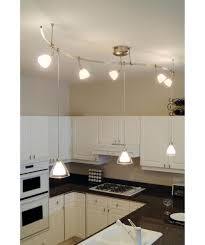 Ceiling Track Lights For Kitchen by Kitchen Beautiful Kitchen Track Lighting Design Featuring Hanging