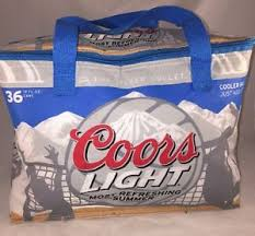 coors light 36 pack price 2012 coors light beer silver bullet 36 can collapsible soft sided