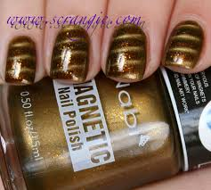 scrangie nabi magnetic nail polish swatches and review