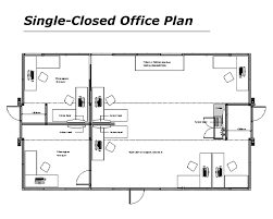 single office floor plans and big plan