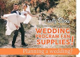 wedding program fan sticks welcome to crafty sticks wholesale craft sticks for popsicle