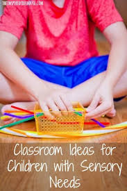 a moving experience classroom ideas for with sensory